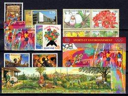 UNO Geneve: 1996 - Complete Year MNH / Postfris - Genève - Kantoor Van De Verenigde Naties