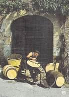 Thèmes-Métier (artisanat) Traditions  LE TONNELIER Les Petits Métiers De Chez Nous (artisan VIN WINE)*PRIX FIXE - Artisanat