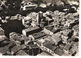 Cavaillon Vue Générale Arienne , La Cathédrale - Cavaillon