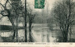 INONDATION(SAINTE PERINE) - Floods