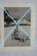 Photo MIDDELKERKE Oostende 1956 Cuistax Oude Huizen Kust - Lieux