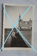 Photo MIDDELKERKE Oostende 1956 Cuistax Oude Huizen Strand Kust Dijk - Lieux