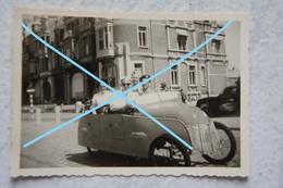 Photo MIDDELKERKE Oostende 1953 Cuistax Oude Huizen - Lieux