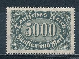 Deutsches Reich 256 D ** Geprüft Infla Mi. 32,- - Deutschland