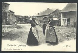 +++ CPA - Vallée De L'Amblève - LA GLEIZE - Nels Série 20 N° 25  // - Stoumont