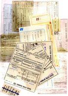 FERROVIE DELLO STATO TRENI 11 Biglietti - Biglietti Di Trasporto