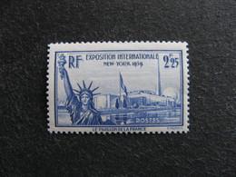 B). TB N° 426, Neufs XX. - France
