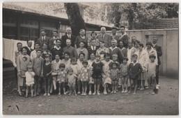 Carte Photo Groupe Chatelaillon 1927 - Châtelaillon-Plage