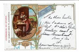 CPA - Carte Postale-Belgique-Intérieur Du Stand Du Sablé Des Flandres-1910- S5118 - Folklore