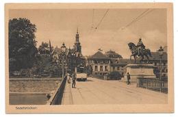 Saarbrücken - Sépia - 1919 - Saarbruecken