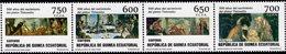 Equatorial Guinea - 2018 - 500th Birth Anniversary Of Tintoretto - Mint Stamp Set - Guinée Equatoriale