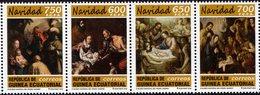 Equatorial Guinea - 2018 - Christmas - Mint Stamp Set - Guinée Equatoriale