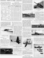 LES AVIONS De CHASSE  1939 - Transports