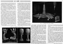 LE JADE   1939 - Minéraux & Fossiles