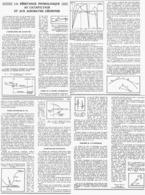 LA RESISTANCE PHYSIOLOGIQUE AU CATAPULTAGE Et Aux ACROBATIES AERIENNES   1940 - Transports