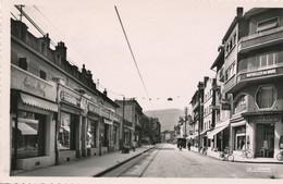 CP - France - (74) Haute Savoie - Annemasse - Avenue De La Gare - Annemasse