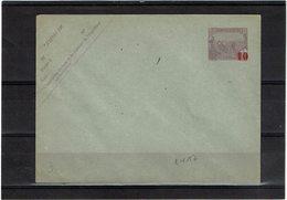 COMP2 - TUNISIE EP ENV ACEP N° 17 NEUVE - Tunesien (1888-1955)