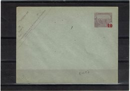 COMP2 - TUNISIE EP ENV ACEP N° 17 NEUVE - Tunisie (1888-1955)