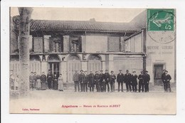 CPA 11 ARGELIERS Maison De Marcelin Albert - Frankreich