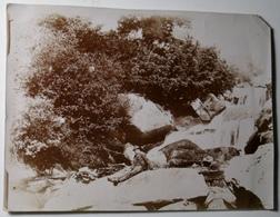 PHOTO - HUELGOAT _Cascade De Saint Herbot - Lieux