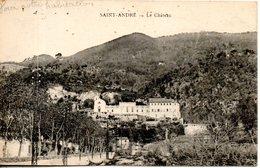 06. Saint André La Roche. Le Chateau - Autres Communes