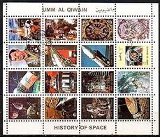 Into Space Block (125) - Umm Al-Qiwain