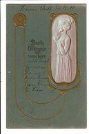CPA - Carte Postale-Allemagne- BesteWünsche Zum Neuen Jahre- 1905 S5120 - New Year