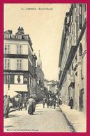 CPA Limoges - Rue Saint-Martial - Limoges