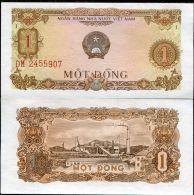 Vietnam Viet Nam 1 Dong UNC Banknote / Billet 1976 -P#80 - Vietnam