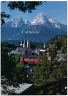 Berchtesgaden - Mit Watzmann - Berchtesgaden