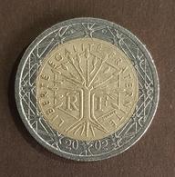2002 France, 2 Euro, Lot 0409 - France