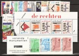 1989 Jaargang Nederland Postfris/MNH** - Nederland