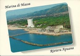 Marina Di Massa (Massa Carrara) Riviera Apuana, Veduta Aerea, Aerial View, Vue Aerienne, Luftansicht - Massa