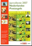 2007 Jaarcollectie PostNL Postfris/MNH**, Official Yearpack - Niederlande