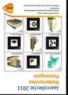2011 Jaarcollectie PostNL Postfris/MNH**, Official Yearpack - Niederlande