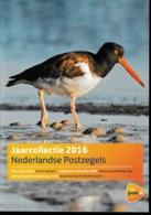 2016 Jaarcollectie PostNL Postfris/MNH**, Official Yearpack - Paesi Bassi