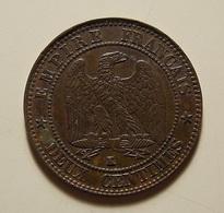 France 2 Centimes 1856 K - France