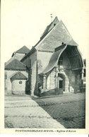Fontainebleau-Avon (77 - Seine Et Marne) - Eglise D'Avon - Avon
