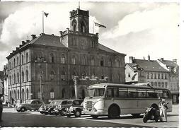 Allemagne Rda Cp Circulée WEIMAR 12.4.1961 - Weimar