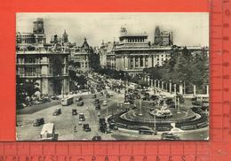 CPM, MADRID: Calle De Alcala Desde Cibeles - Madrid