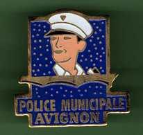 POLICE MUNICIPALE *** AVIGNON *** 0063 - Police