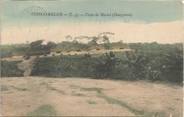 .CONGO BELGE  -  N.37.  -  Coin De Micici (Manyema).  (scan Verso) - Autres