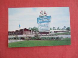 Howard Johnson's Motor Lodge Rocky Mount - North Carolina -------  Ref 3136 - United States