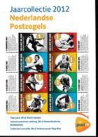 2012 Jaarcollectie PostNL Postfris/MNH**, Official Yearpack - Niederlande