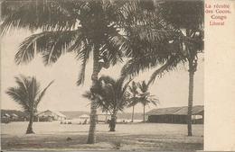La Récolte Des Cocos. Congo Litoral.  (scan Verso) - Autres