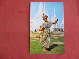 Lakorn Thai Theatrical Play -- Thailand Stamp & Cancel-  Ref 3136 - Thailand