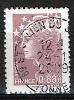 Marianne De Beaujard N°4234 Oblitéré Année 2008 - France
