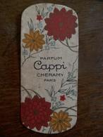 Oud Kaartje  Parfum CAPPI   Paris - Perfume Cards