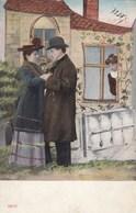 CPA, Romantique, Couple D'amoureux, Couple In Love (pk54306) - Holidays & Celebrations
