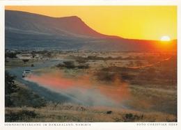 Namibia - Sunset In Damaraland - Namibie